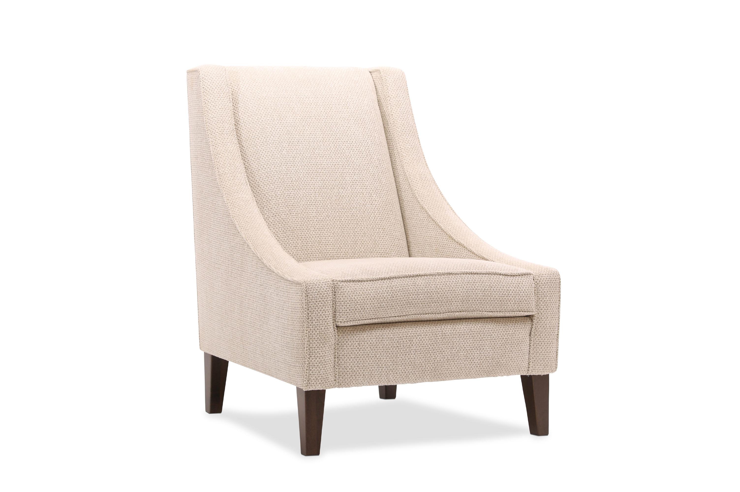 ashley beige side chair